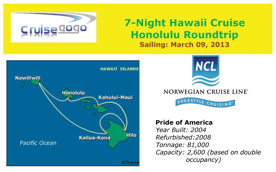 Cheap Hawaii Cruise Cheap Cruises Norwegian Cruises Cheap - Cruise deal