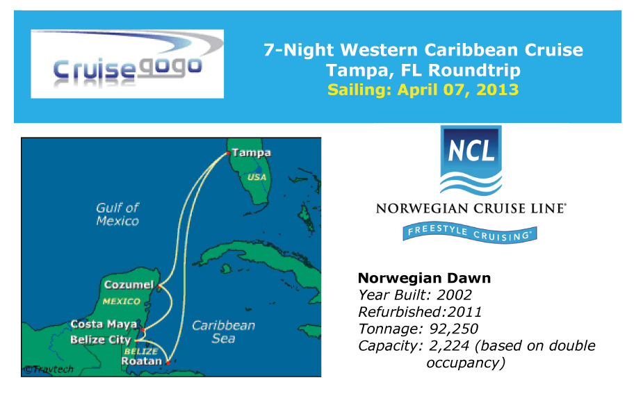Last Minute Cruise Deals From Tampa Florida Lamoureph Blog